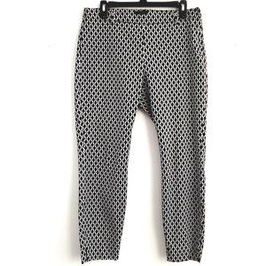 H&M Cropped Ankle Pants - Size 10